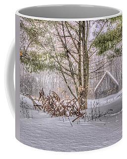 Winter At The Woods Coffee Mug