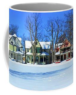Winter At Ti Park Coffee Mug