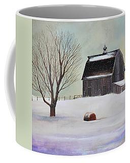Winter Barn II Coffee Mug