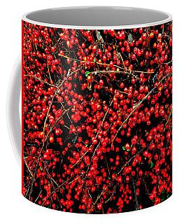 Winter Berries Coffee Mug