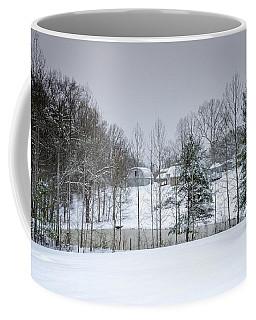Blizzard Beauty Coffee Mug