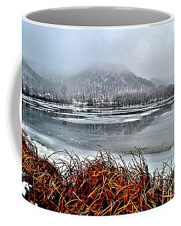 Winter Bluffs Coffee Mug
