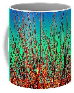 Winter Branches Coffee Mug