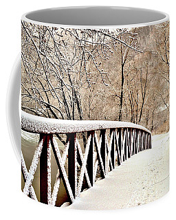 Winter Bridge 2 Coffee Mug