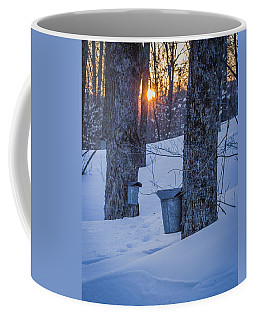 Winter Buckets Coffee Mug