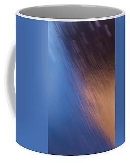 Winter Canyon Blues Coffee Mug