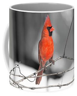 Winter Cardinal 8 Coffee Mug