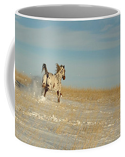 Winter Charger Coffee Mug