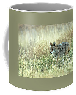 Winter Coat Coffee Mug