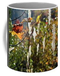 Coffee Mug featuring the photograph Winter Color by George Randy Bass