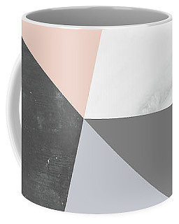 Winter Colors Collage Coffee Mug