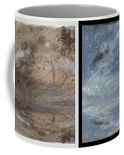 Winter Comes To The Wilderness Coffee Mug
