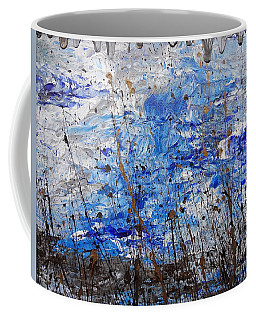 Winter Crisp Coffee Mug by Jacqueline Athmann
