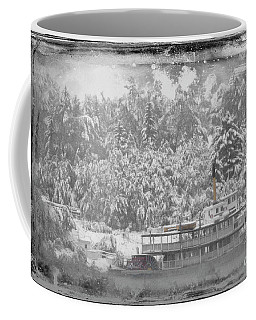 Winter Cruise Coffee Mug