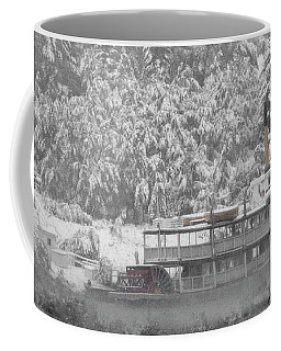 Winter Cruise Coffee Mug