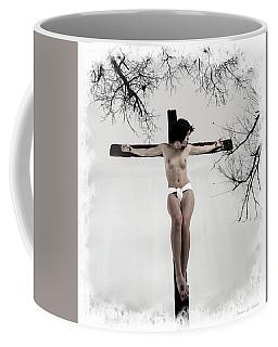 Winter Crux Coffee Mug