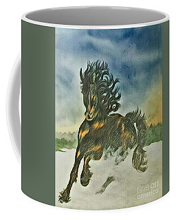 Winter Dance Coffee Mug