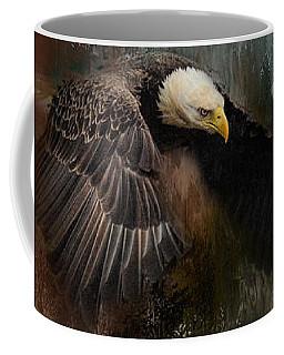 Winter Eagle 2 Coffee Mug