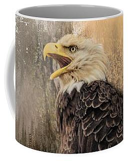 Winter Eagle 3 Coffee Mug