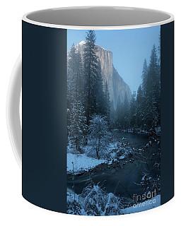 Winter El Cap  Coffee Mug