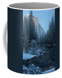Winter El Cap  Coffee Mug