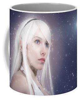 Winter Fae Coffee Mug by Rikk Flohr