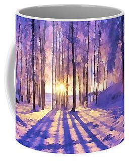 Winter Fairy Tale Coffee Mug