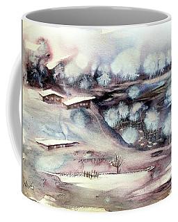 Winter Ferytale Coffee Mug