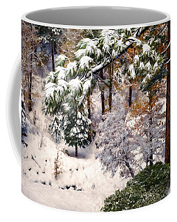 Winter Forest Coffee Mug