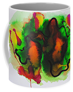 Winter Fruits Coffee Mug