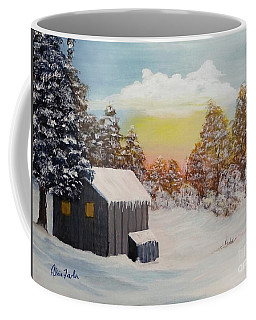 Winter Getaway Coffee Mug