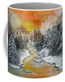 Another Cold And Windy Day  Coffee Mug