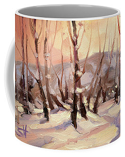 Winter Grove Coffee Mug
