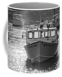 Coffee Mug featuring the photograph Winter Harbor, Maine  by Trace Kittrell