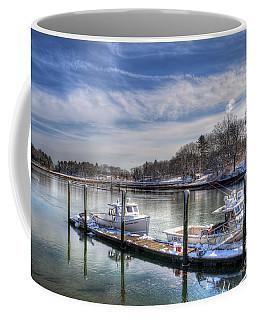 Winter Harmony Coffee Mug