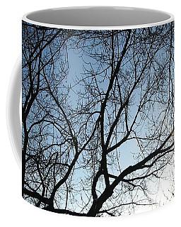 Winter Haze Coffee Mug