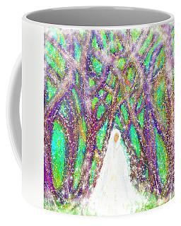 Winter Coffee Mug by Hidden Mountain