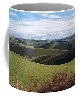 Winter Hills Coffee Mug