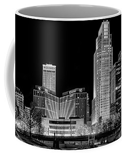 Winter Holidays In Omaha Coffee Mug