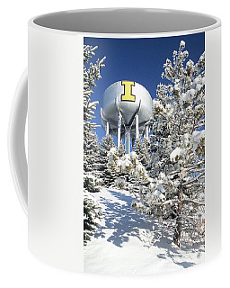 Winter I Tower Coffee Mug