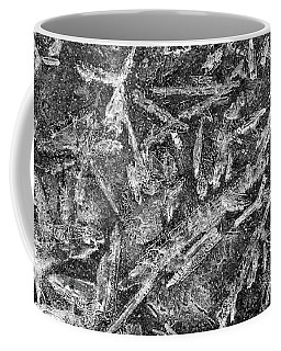 Winter Ice 5 Coffee Mug by Mary Bedy