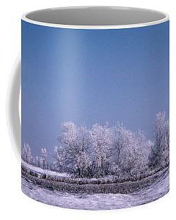 Winter Ice Tree Coffee Mug
