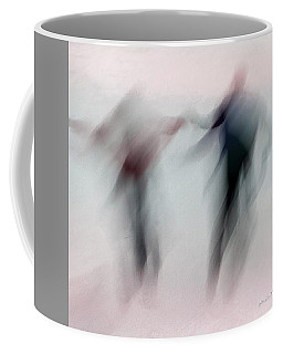 Winter Illusions On Ice - Series 1 Coffee Mug
