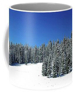 Winter In Colorado  Coffee Mug