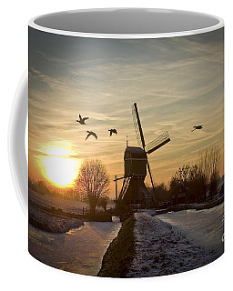 Winter In Holland-2 Coffee Mug