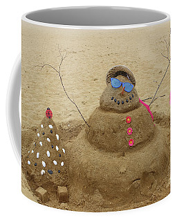 Winter In July Coffee Mug by Colleen Kammerer