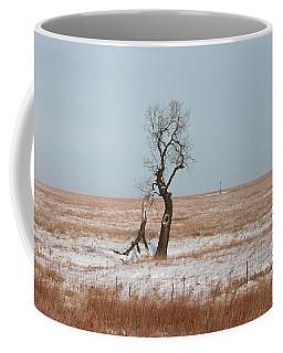 Winter In Kansas Coffee Mug