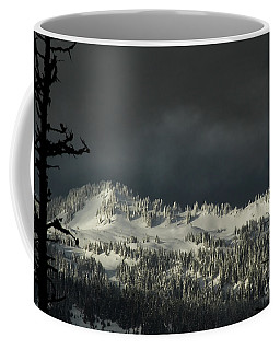Winter In North Cascades Coffee Mug