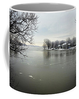 Winter In Quebec Coffee Mug