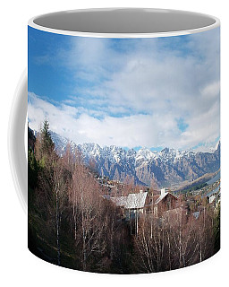 Winter In Queenstown Coffee Mug